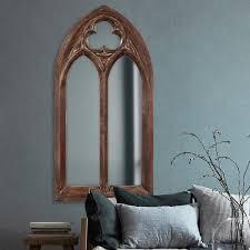 howard elliott basilica arched mirror