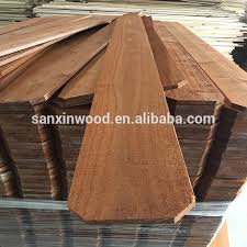 Pre Stained Cedar Fence Dog Ear Fencing Board Buy Pre Stained Cedar Fence Dog Ear Fencing Board Chinese Cedar Fence Panel Product On Alibaba Com