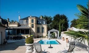 maison de luxe avec piscine dordogne à