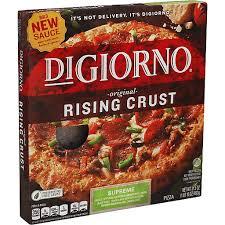 digiorno rising crust supreme