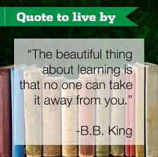 education quote bb king education quotes classroom quotes