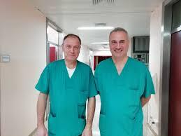 Nuova stagione per la robotica ortopedica alla Fratta. L'equipe è ...