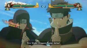 Naruto Shippuden Ultimate Ninja Storm Revolution - Itachi & Shisui ...