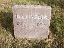 Ida Carter Linsner (1883-1928) - Find A Grave Memorial