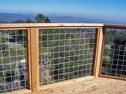 101 Diy Hog Wire Deck Railing Decoratio Co