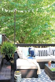 how to hang outdoor string lights the