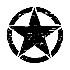 Dawasaru Army Star Graphic Car Sticker Personalized Decal Laptop Suitcase Motorcycle Auto Accessories Decoration Pvc 15cm 15cm Car Stickers Aliexpress