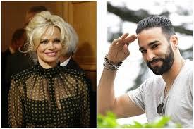 Sevilla's Adil Rami is dating Pamela Anderson