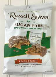 russell stover pecan delight with