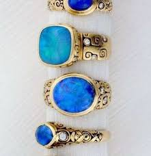 birthday gift ideas opal rings from