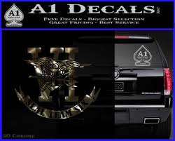 Us Navy Seal Team Six D1 Decal Sticker A1 Decals