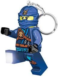 LEGO NINJAGO MOVIE™ JAY KE108J LED KEYLIGHT - BrickBuilder ...