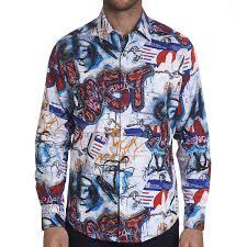 Robert Graham Pichacao Sport Shirt - Multi