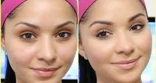 how to spot the no makeup makeup look