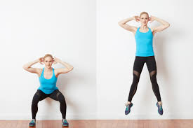 10 minute bodyweight circuit workout