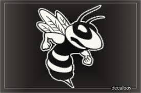 Bee Decals Stickers Decalboy