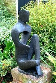 modern garden sculptures baromet info