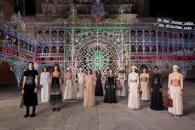 Dior, finalmente a Lecce. La Cruise 2021 senza pubblico è ...
