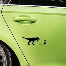 My Pet T Rex Car Decal Sticker Dinolovestore