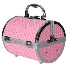 makeup kit box lockable organizer