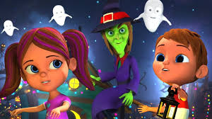 đêm halloween của nó   Its Halloween Night