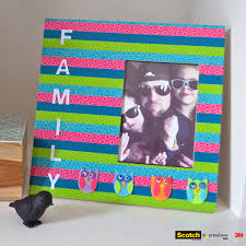 kid s craft picture frame