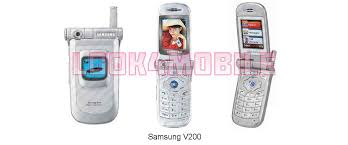 Samsung V200 - features, technical ...