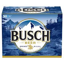 busch beer 12 oz 30 pk alcohol gifts