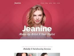 makeup artist design jeanine