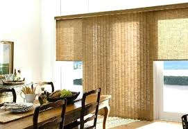 horizontal blinds for sliding glass