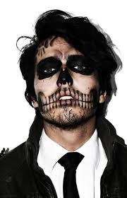 15 bold halloween makeup ideas for men