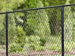 Chain Link Fence Also Known As Chain Link Mesh Fencing Is Made Of Galvanized Steel Wire Pvc Coated Wire Stainless Steel Wire Or Aluminum Steel Wire And Othe
