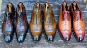 how to revive old leather shoes