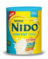 nido low fat fortified semi skimmed