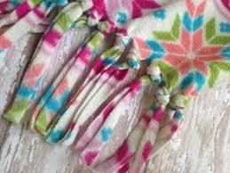 no sew fleece scarf the neighborhood moms