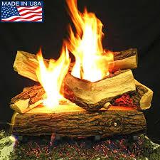 country split fire gas