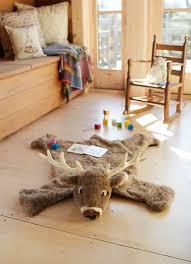 The Birch Store Deer Rug The Birch Store