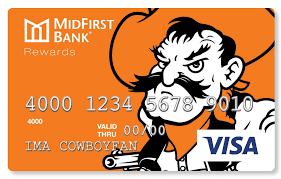 Osu Alumni Association Midfirst Osu Visa Credit Card Now Available