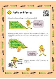 Ncert Book Class 4 Maths Chapter 13 Fields And Fences Aglasem Schools