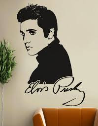 Home Decor Wall Stickers Elvis Presley Elvis Tattoo Illustrations And Posters