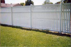 Semi Privacy New York State Fence