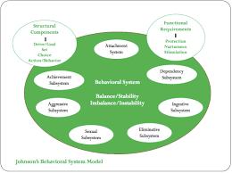 Johnson Behavioral System Model | Nursology