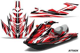 Sea Doo Bombardier Watercraft Graphics Invision Artworks Powersports Graphics