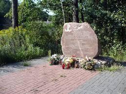 Celestynów - Obelisk upamiętniający akcję Kedywu. Atrakcje ...