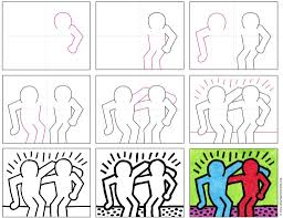 Keith Haring Drawing Project · Art ...