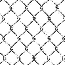 Aleko Clf115g4x50 Chain Link Fence Fabric