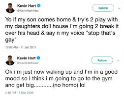 Image result for images of kevin hart and gays