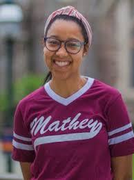 Lauren Johnson '21 | Mathey College