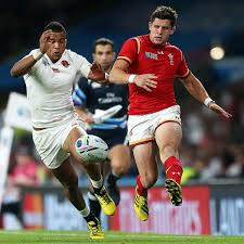 Lloyd Williams on THAT kick against England: 'I've watched it back ...