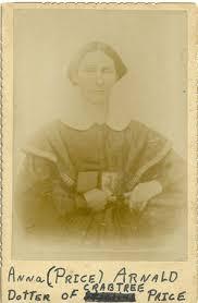 Anna Priscilla Price Arnold (1813-1882) - Find A Grave Memorial